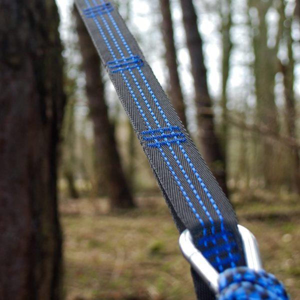 foxelli hammock straps stitching