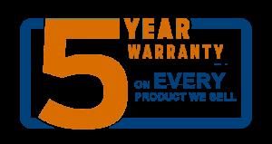 Gravotonics-5-Year-Warranty