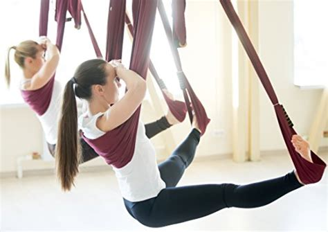 Is Aerial Yoga Safe - Swing Safety