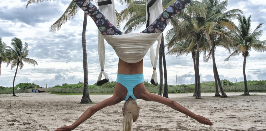 aerial yoga safety tips