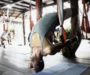 aerial yoga swing reviews