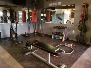 home gym - fitness equipment