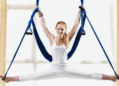 aerial yoga swings cleaning