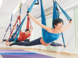 yoga swings cleaning tips
