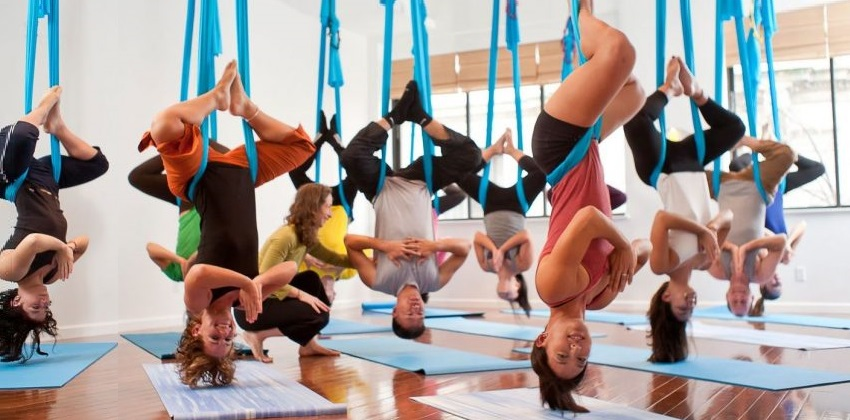 How to Prevent Friction Burns on Yoga Swings
