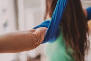 Prevent Friction Burns on Yoga Swings