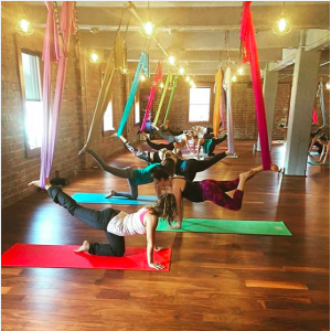 common misconceptions about yoga swings - aerial classes