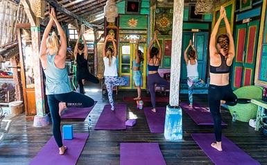 The Aero Yoga Diet