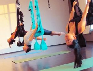 Aerial Yoga After Injury Classes