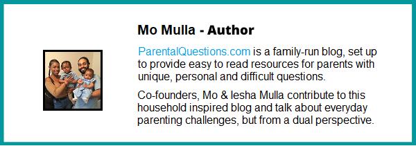 Mo Mulla - parentalquestions.com