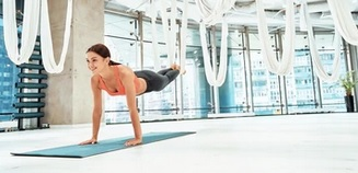 Nutrition for Yoga Swing Practice