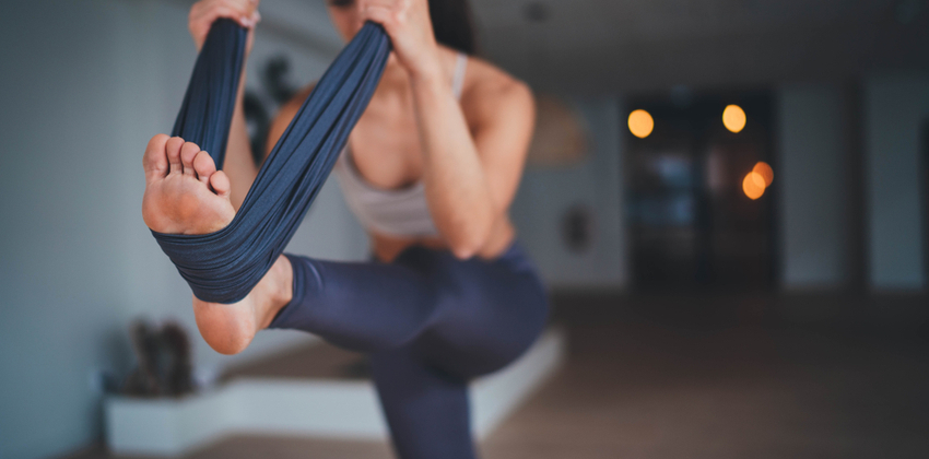 Swing Yoga at Home