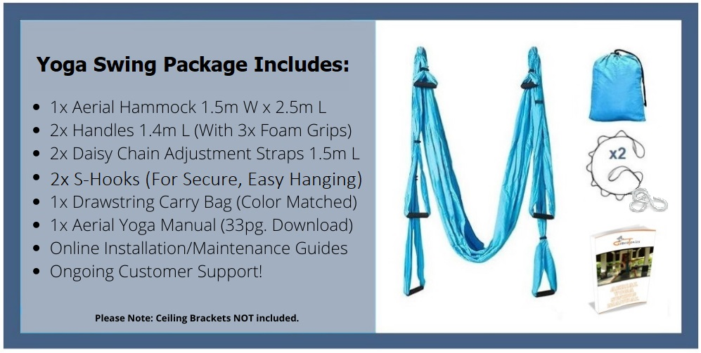 Yoga Swing Package