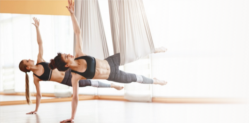 Best Yoga Swing Poses to Improve Balance and Flexibility