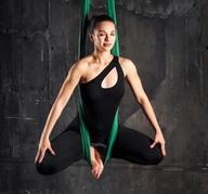 Yoga Swing Poses at Night Benefits