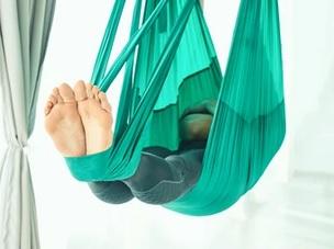Aerial Yoga Habits - Skipping Savasana
