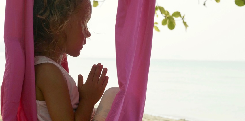 Benefits of Aerial Yoga for Children