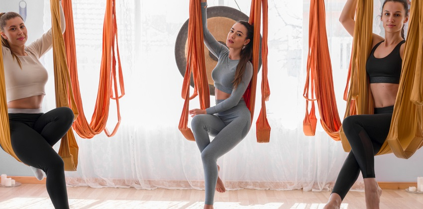 Swing Yoga Morning Practice - Tips to Boost Your Routine