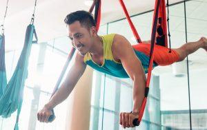 Yoga Swing Available on Amazon